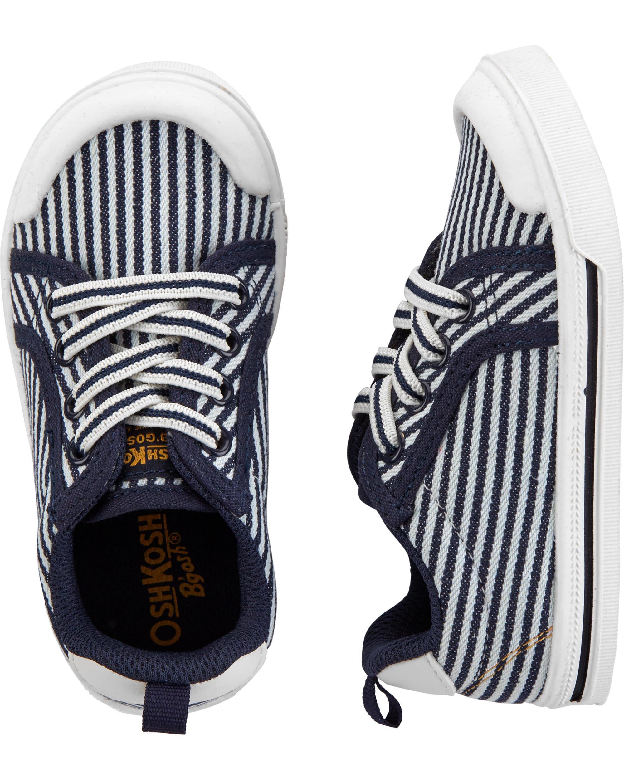 Oshkoshbgosh Vintage Stripe Sneakers