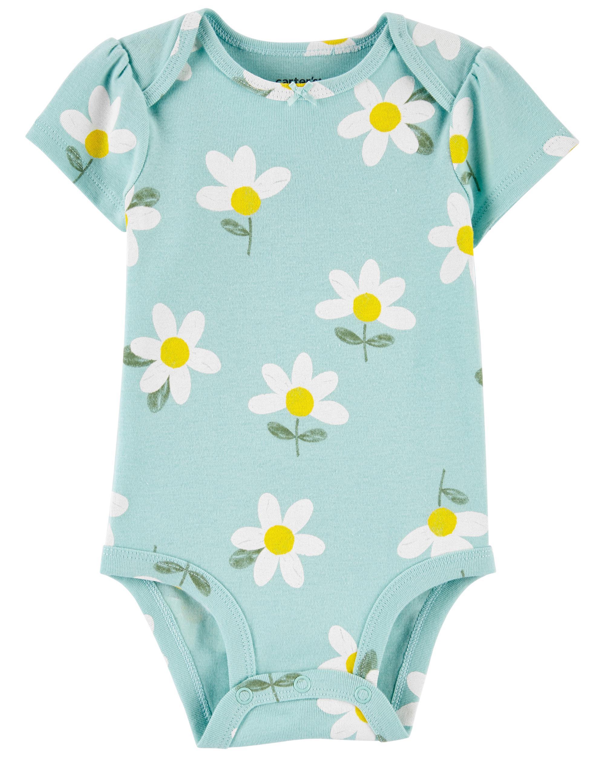 Oshkoshbgosh Floral Original Bodysuit