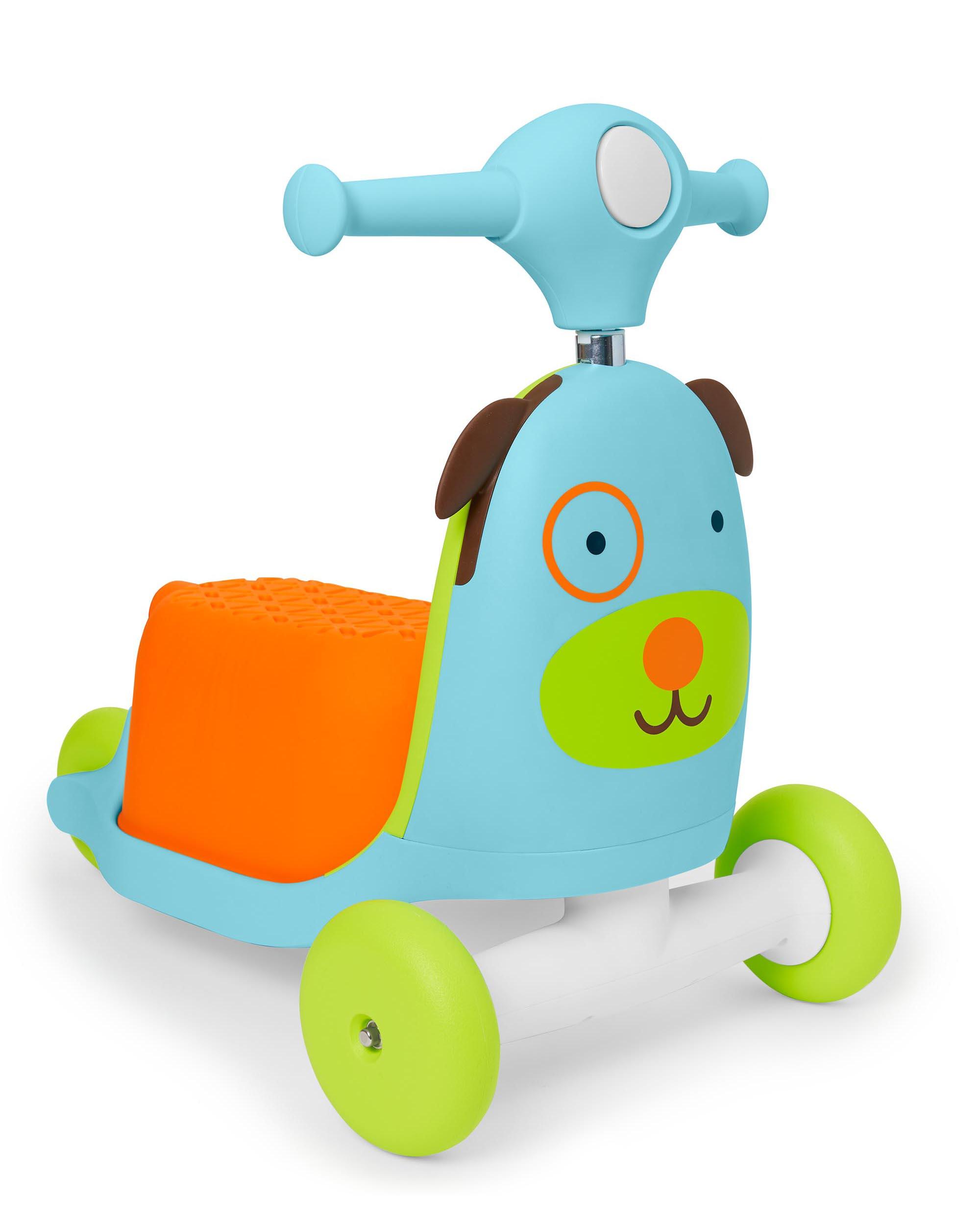Oshkoshbgosh Zoo 3-in-1 Ride On Toy