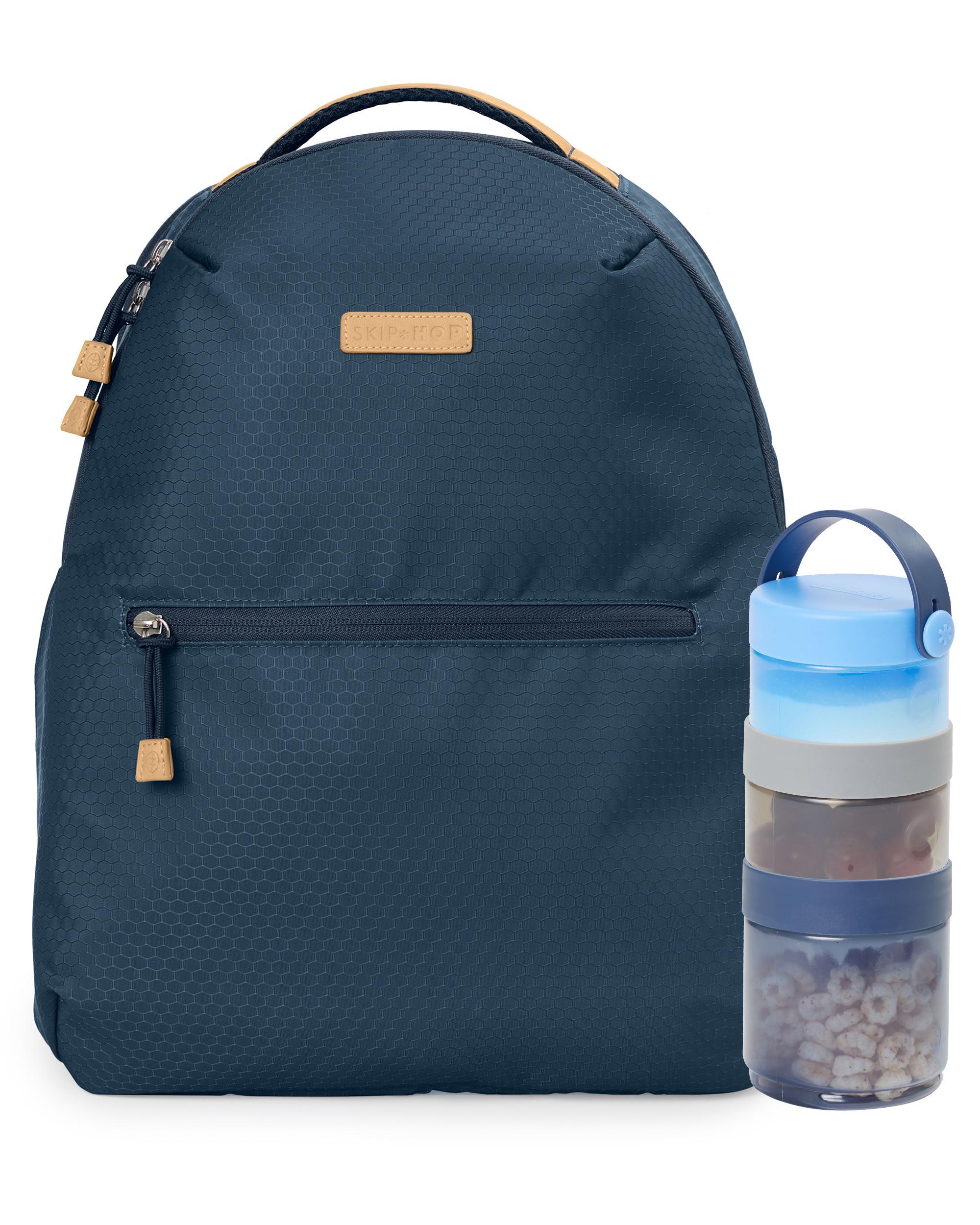 Oshkoshbgosh Go Envi Eco-Friendly Diaper Backpack