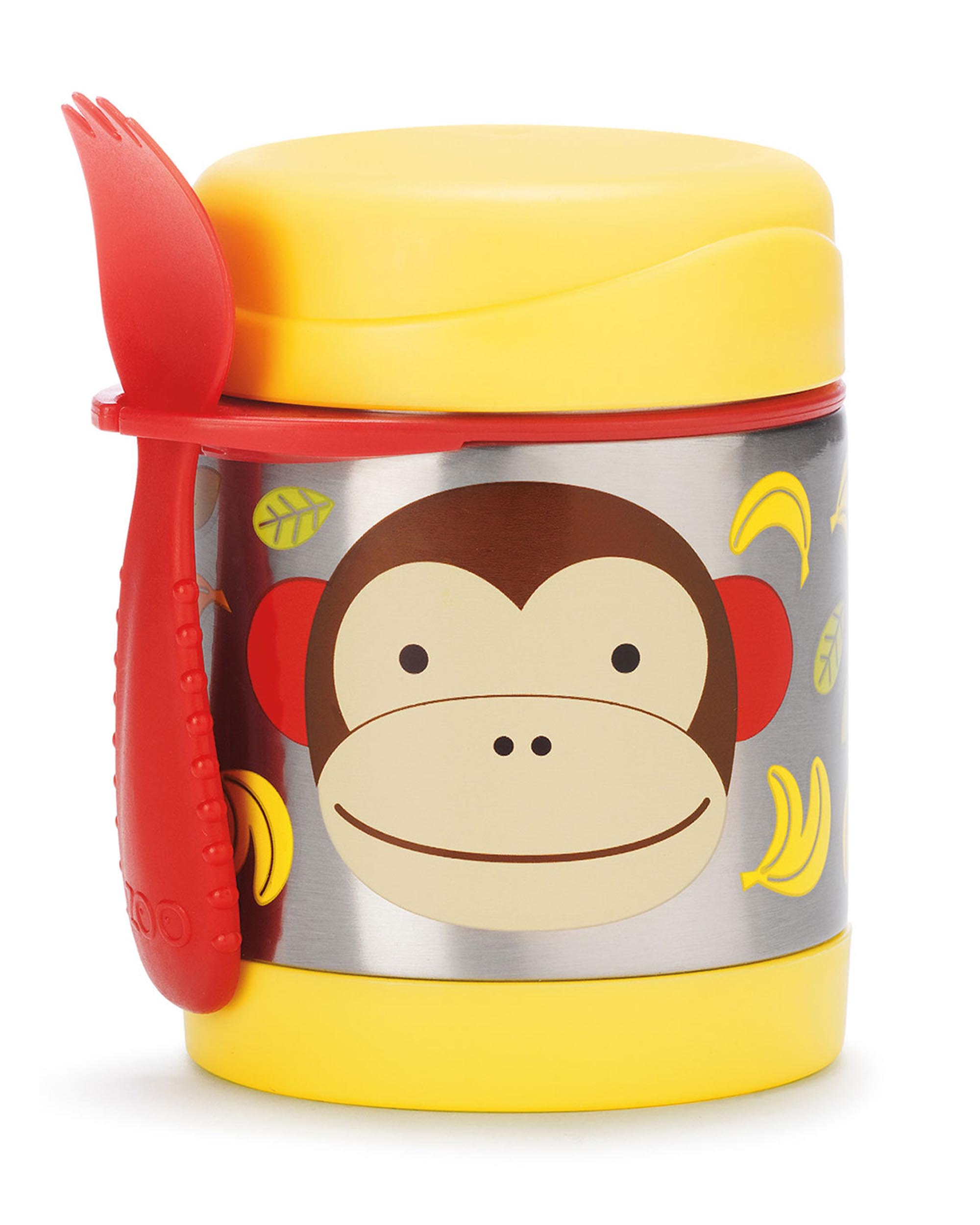 Oshkoshbgosh Zoo Insulated Little Kid Food Jar