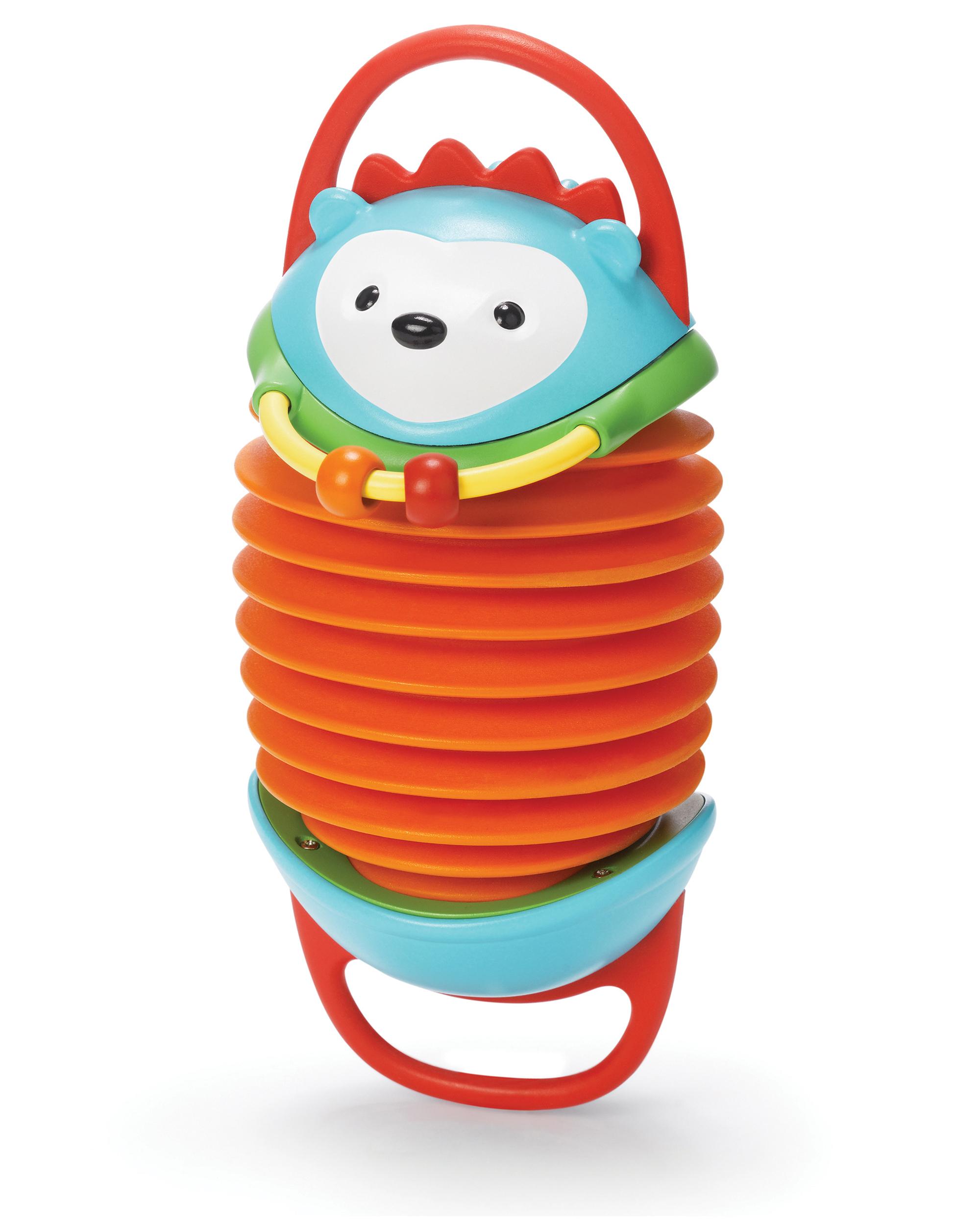 Oshkoshbgosh Explore & More Hedgehog Accordion Toy