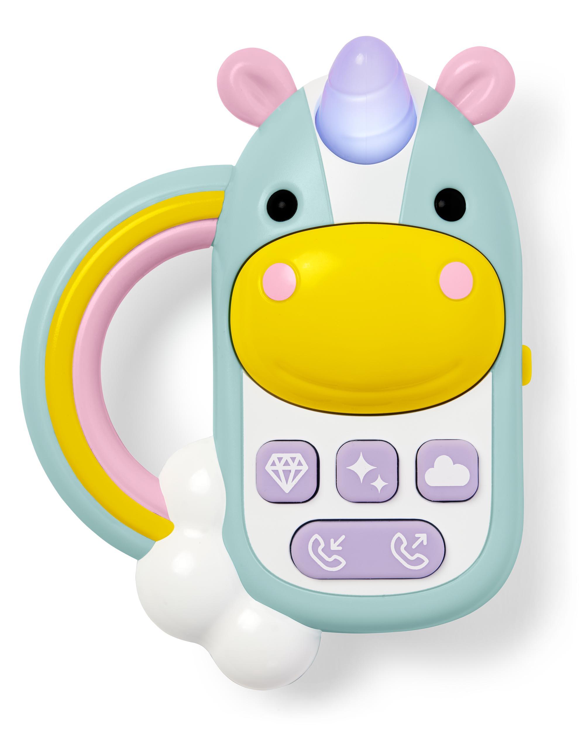 Oshkoshbgosh Zoo Unicorn Phone