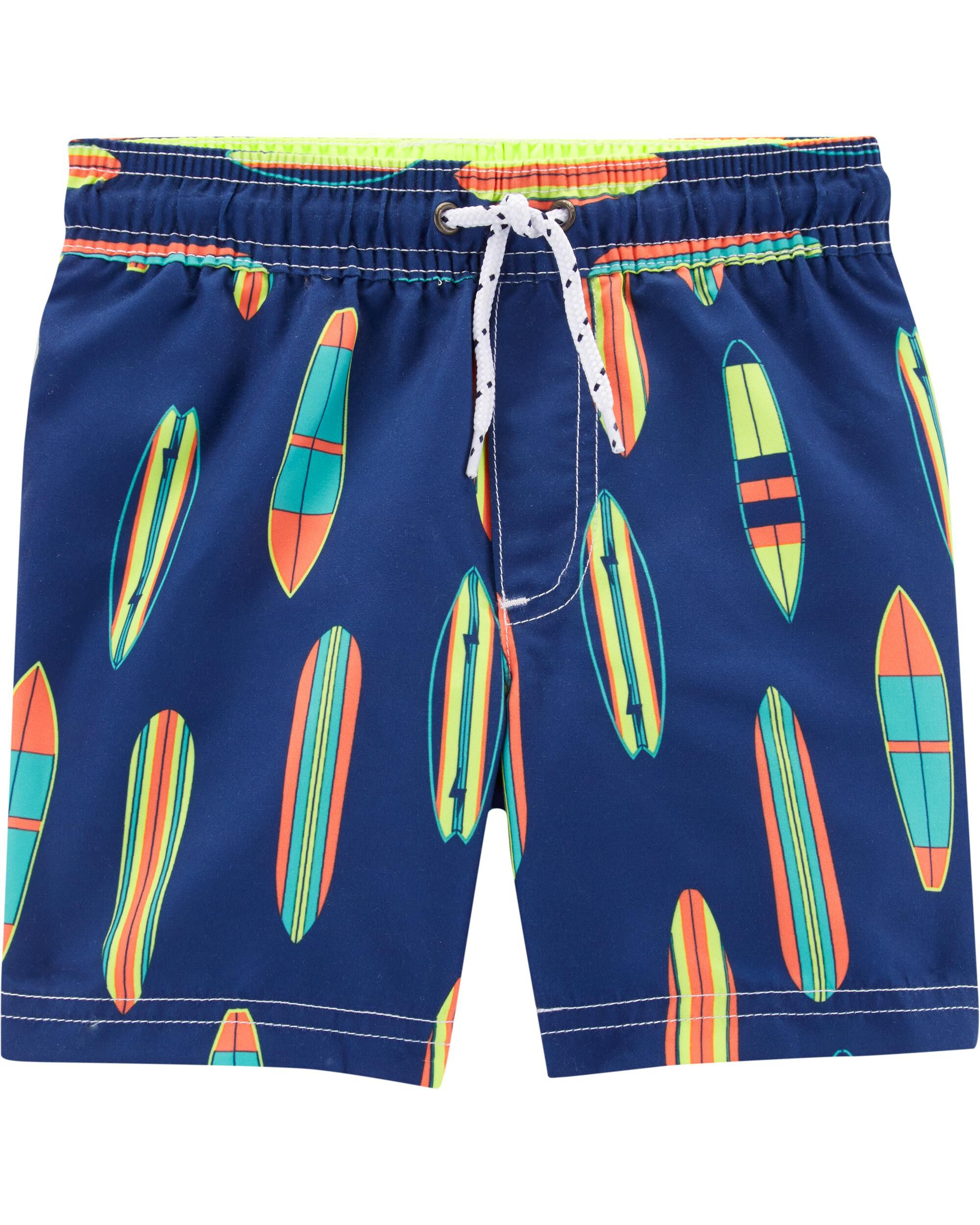 *Clearance*  Carter's Surfboard Swim Trunks
