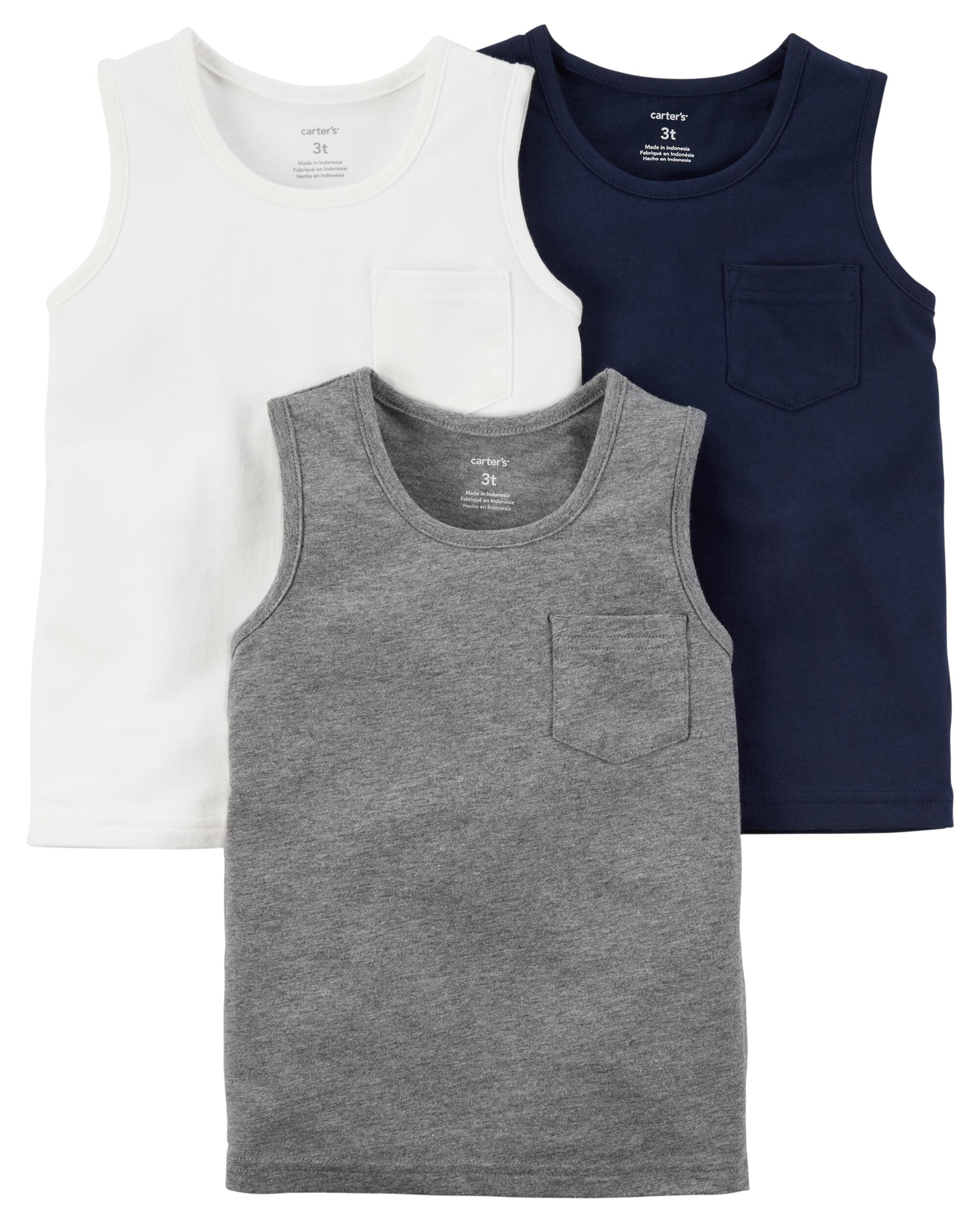*Clearance*  3-Pack Tanks