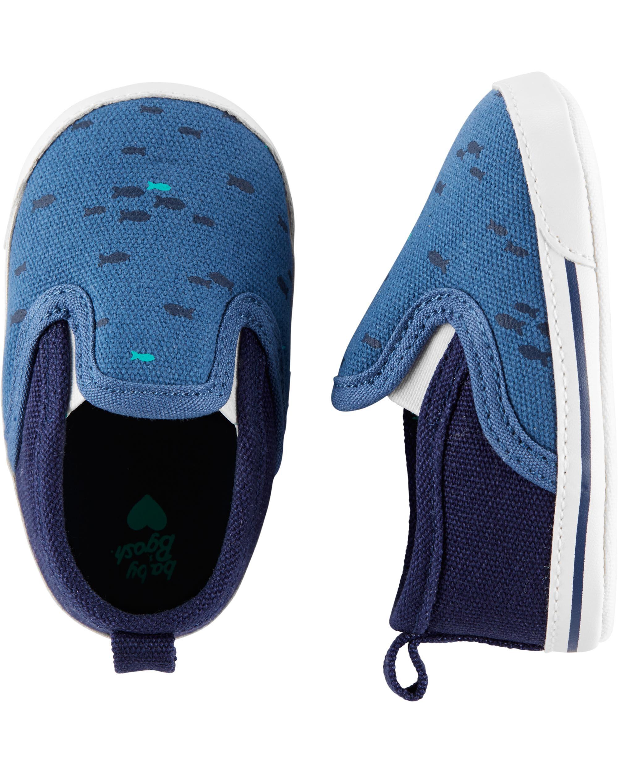*Clearance*  OshKosh Slip-On Baby Shoes