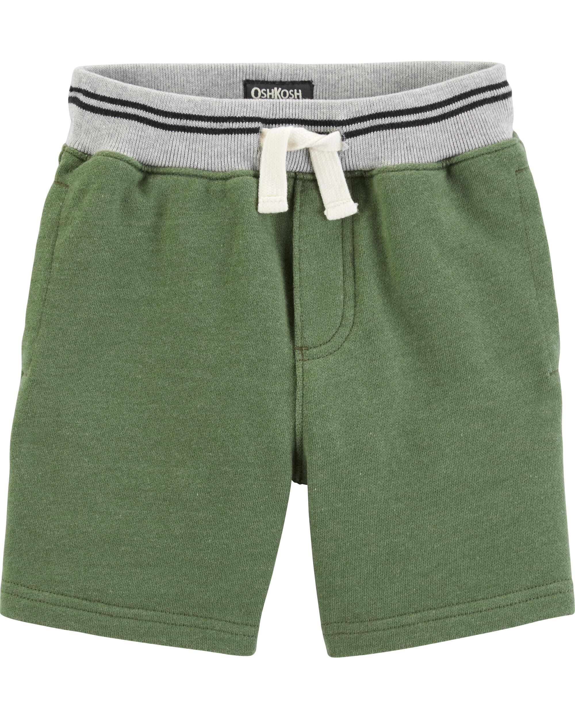 *Clearance*  Ribbed French Terry Shorts