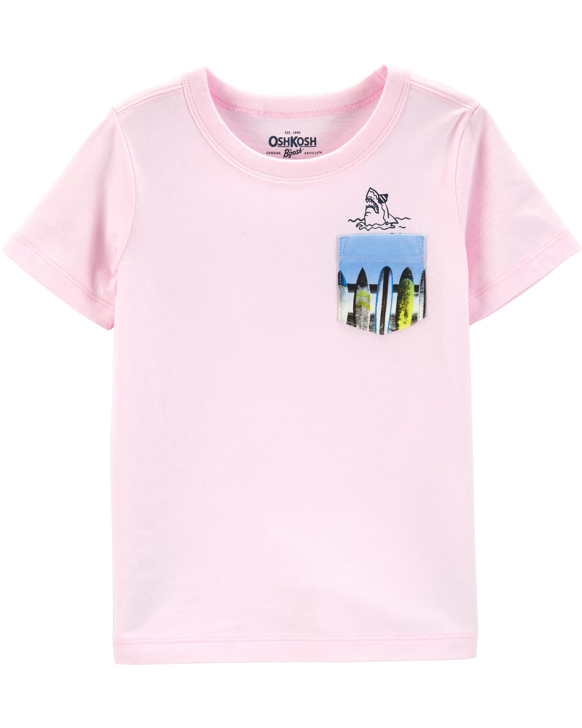 *Clearance*  Shark Pocket Tee
