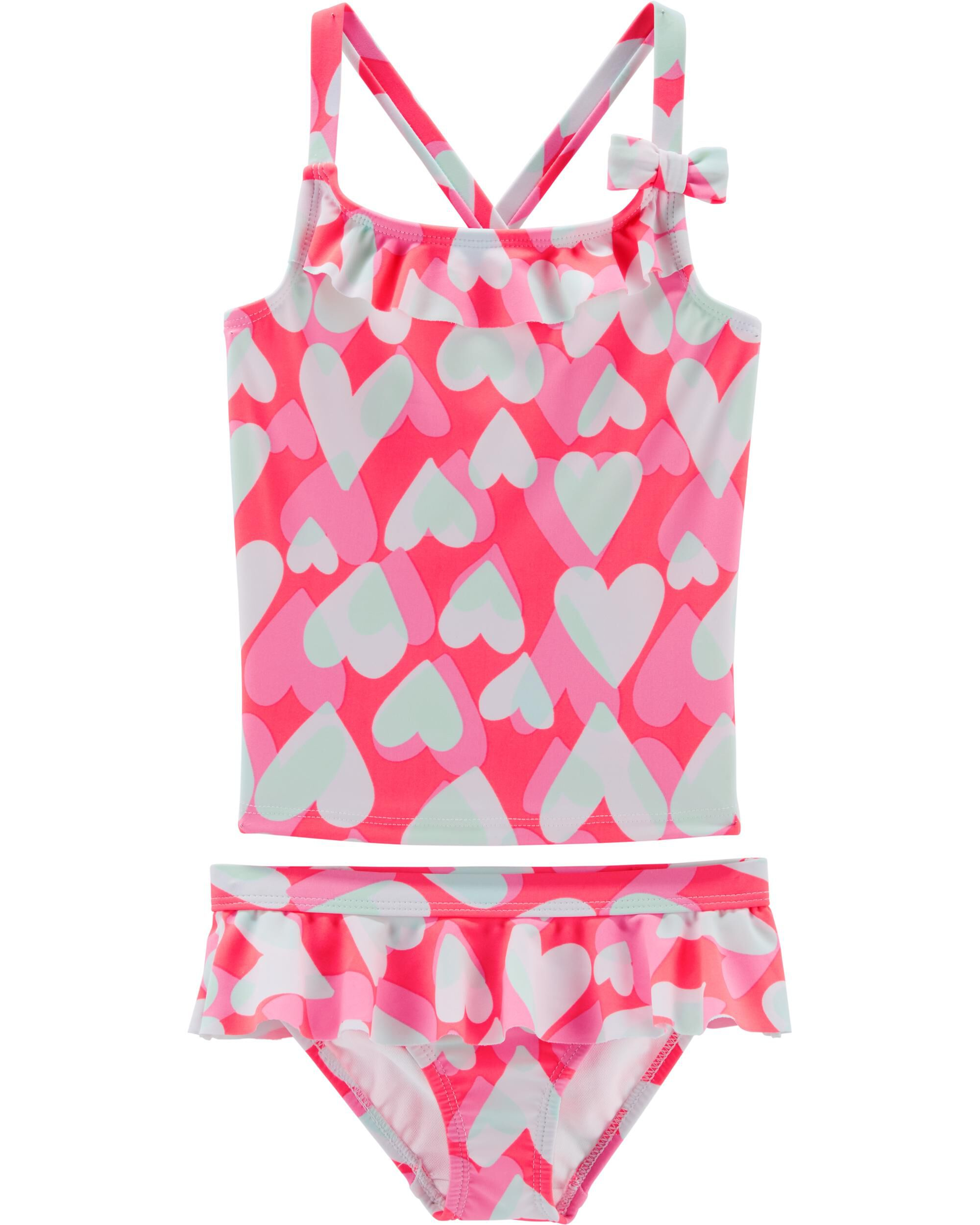 *Clearance*  OshKosh Heart Tankini