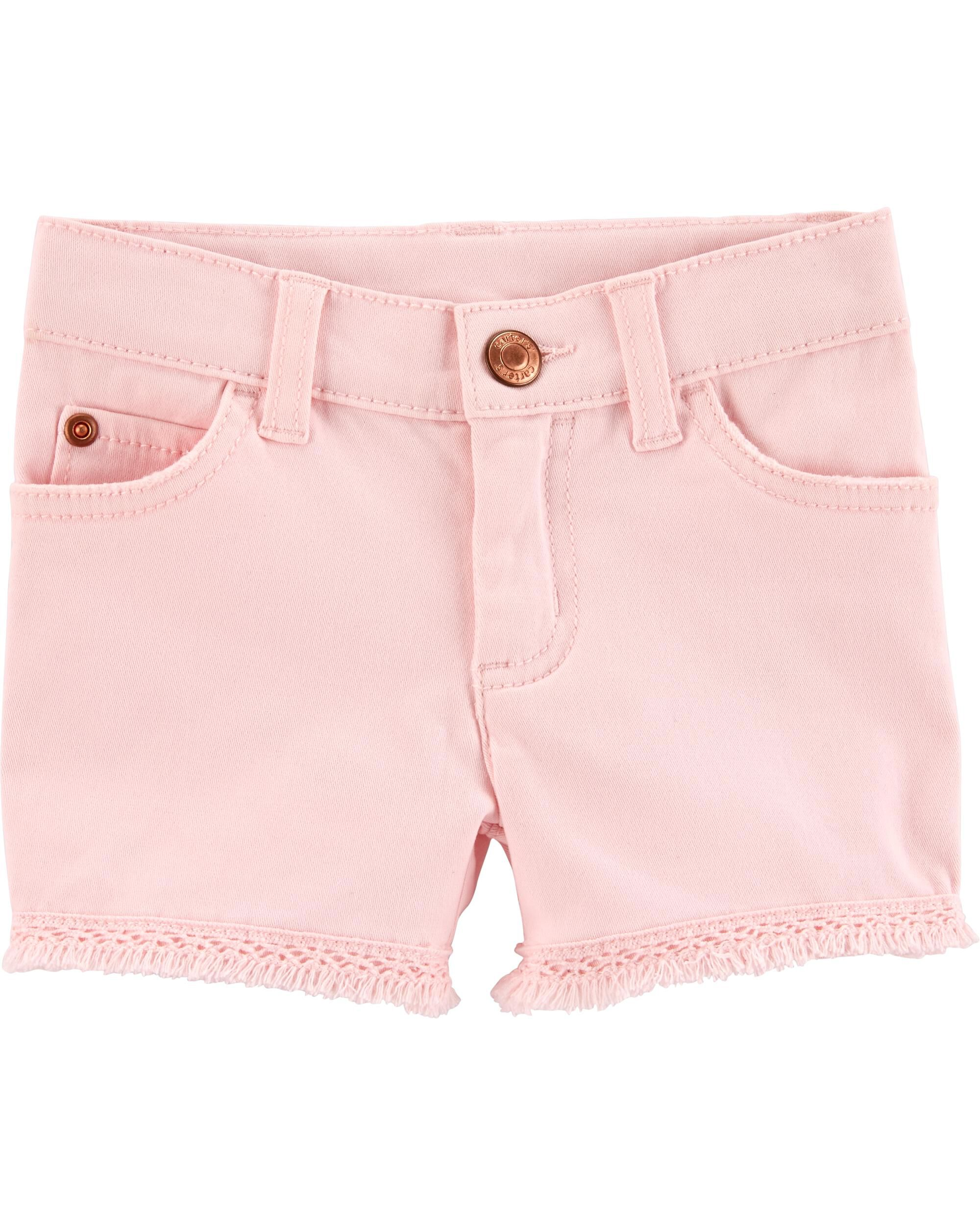 *Clearance*  5-Pocket Denim Shorts