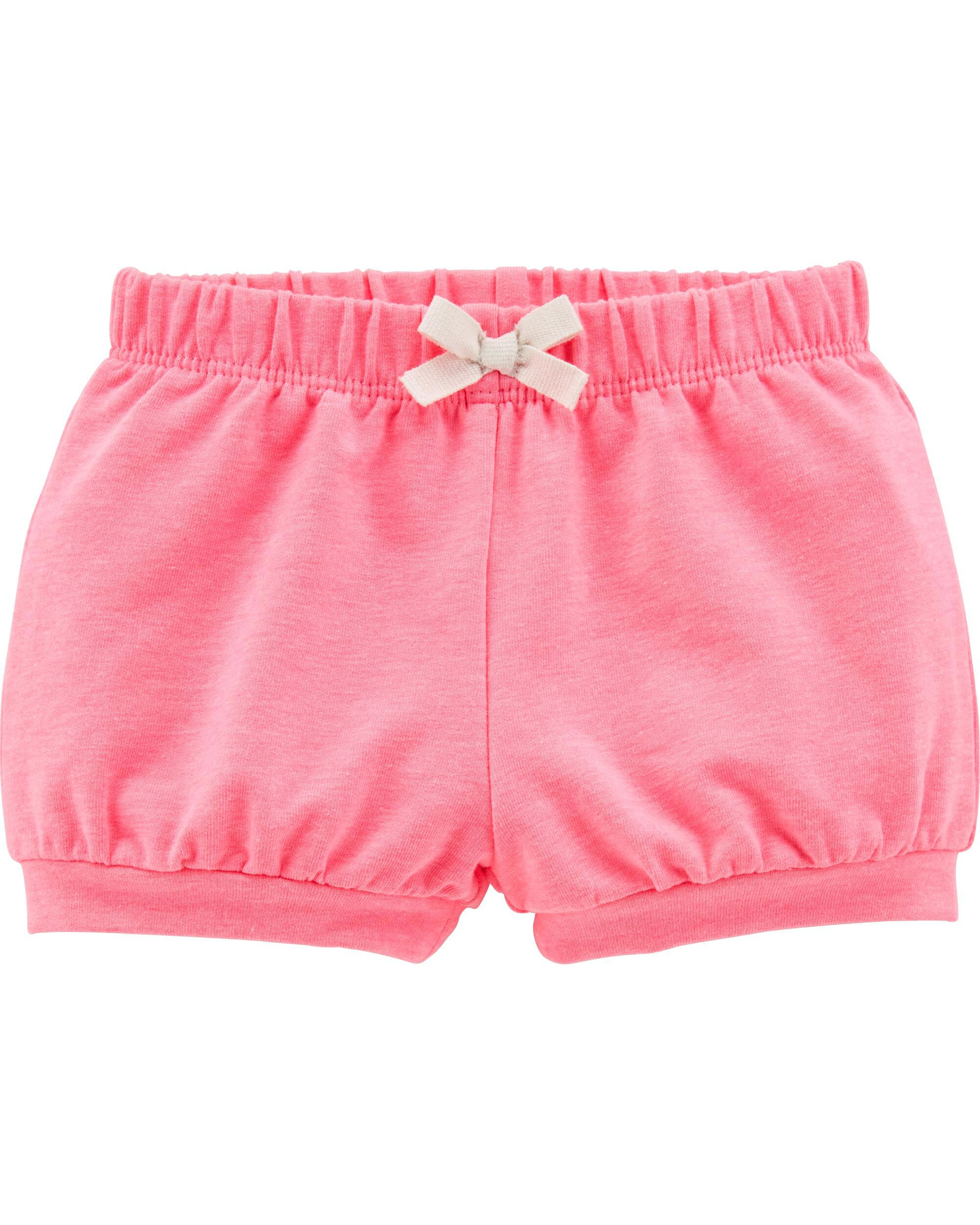 *Clearance*  Neon Pull-On French Terry Bubble Sh...