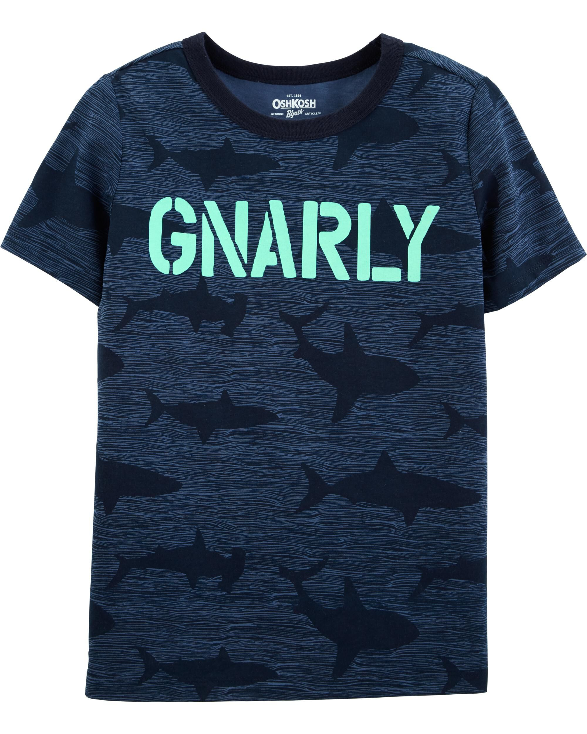 *Clearance*  Gnarly Tee