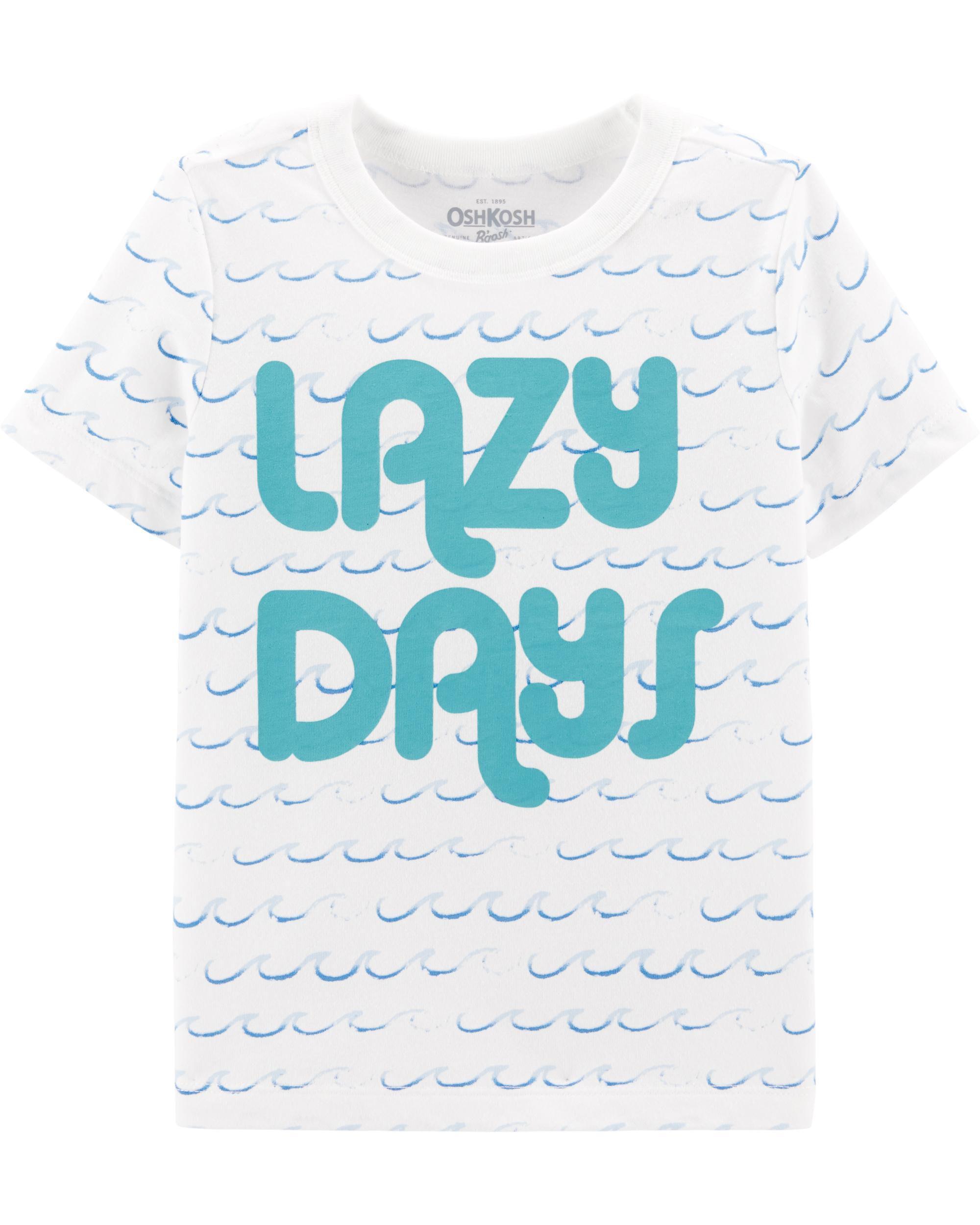 *Clearance*  Lazy Days Tee