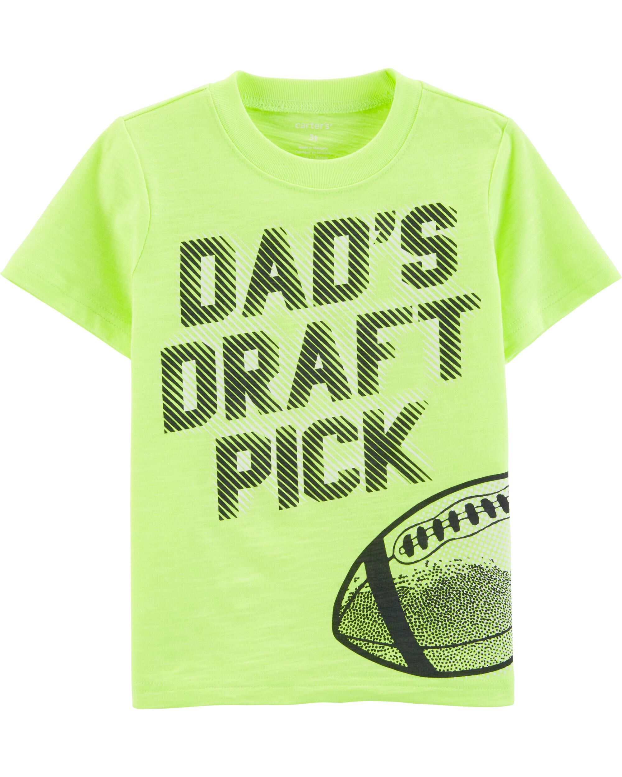 *Clearance*  Neon Dad's Draft Pick Football Acti...