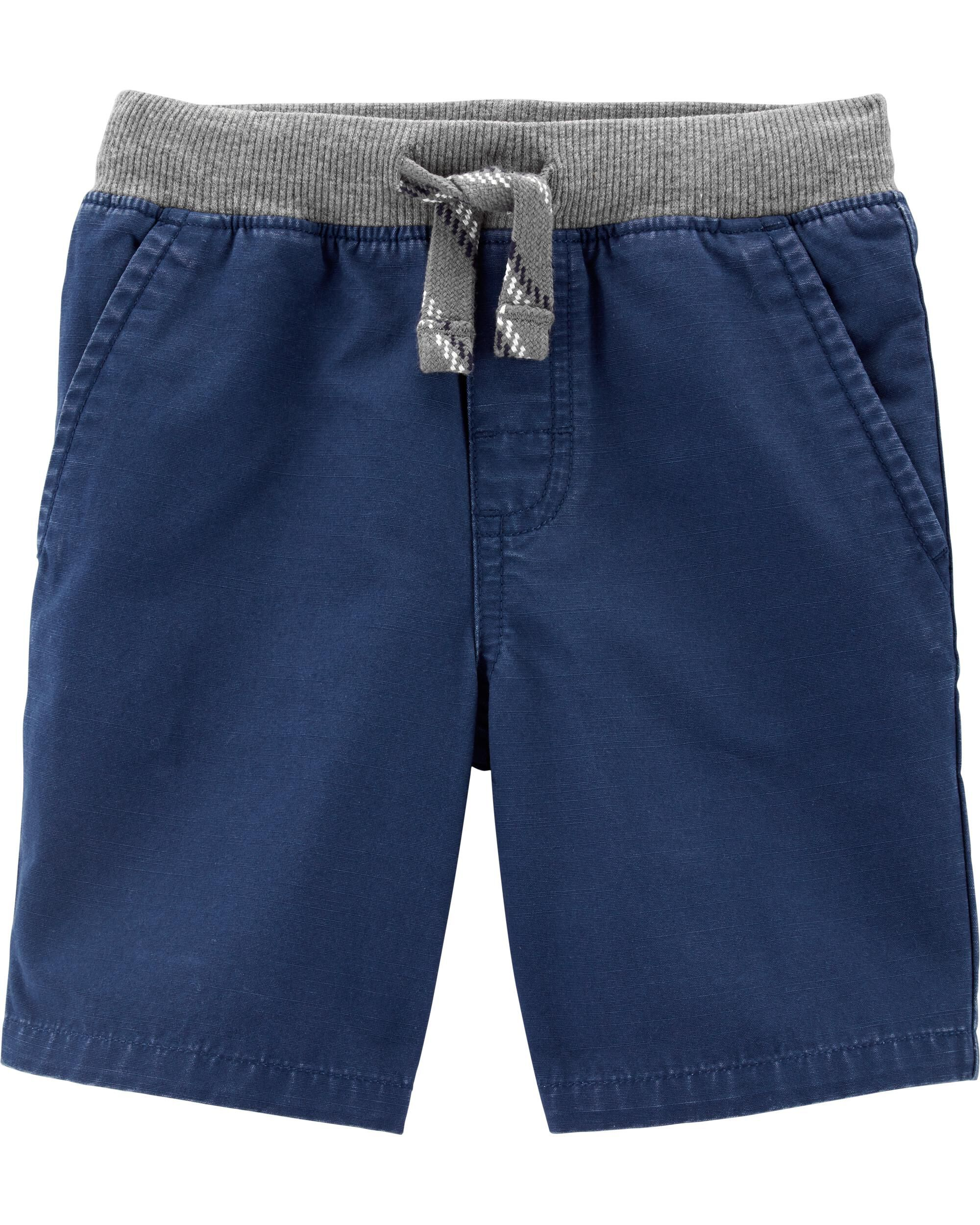 *Clearance*  Easy Pull-On Dock Shorts