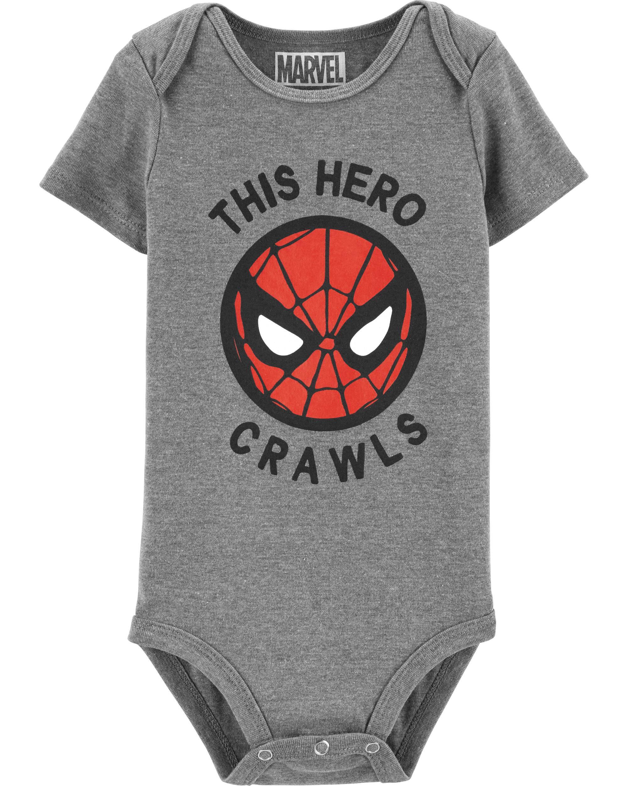 *Clearance*  Spider-Man Bodysuit