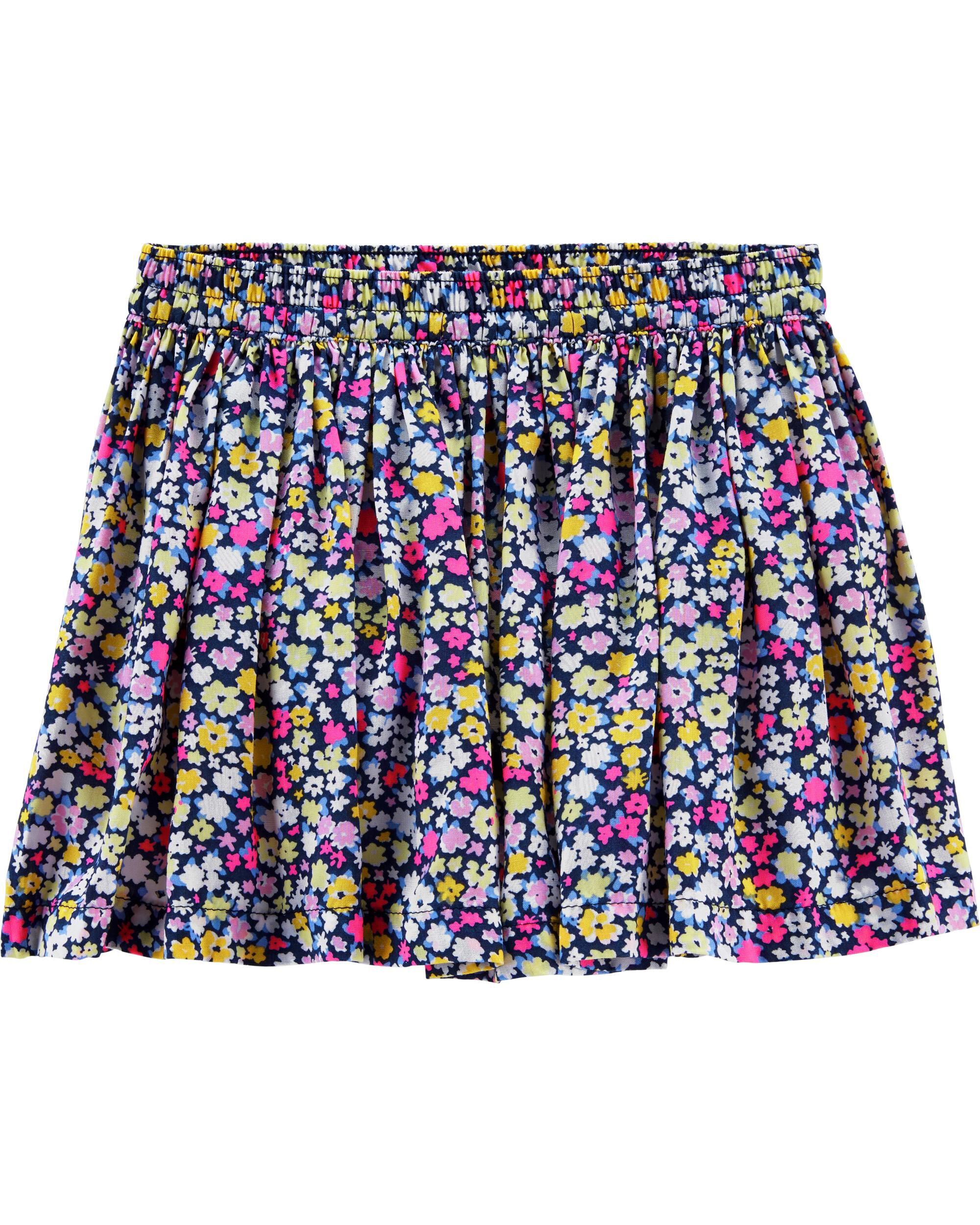 *Clearance*  Floral Skirt