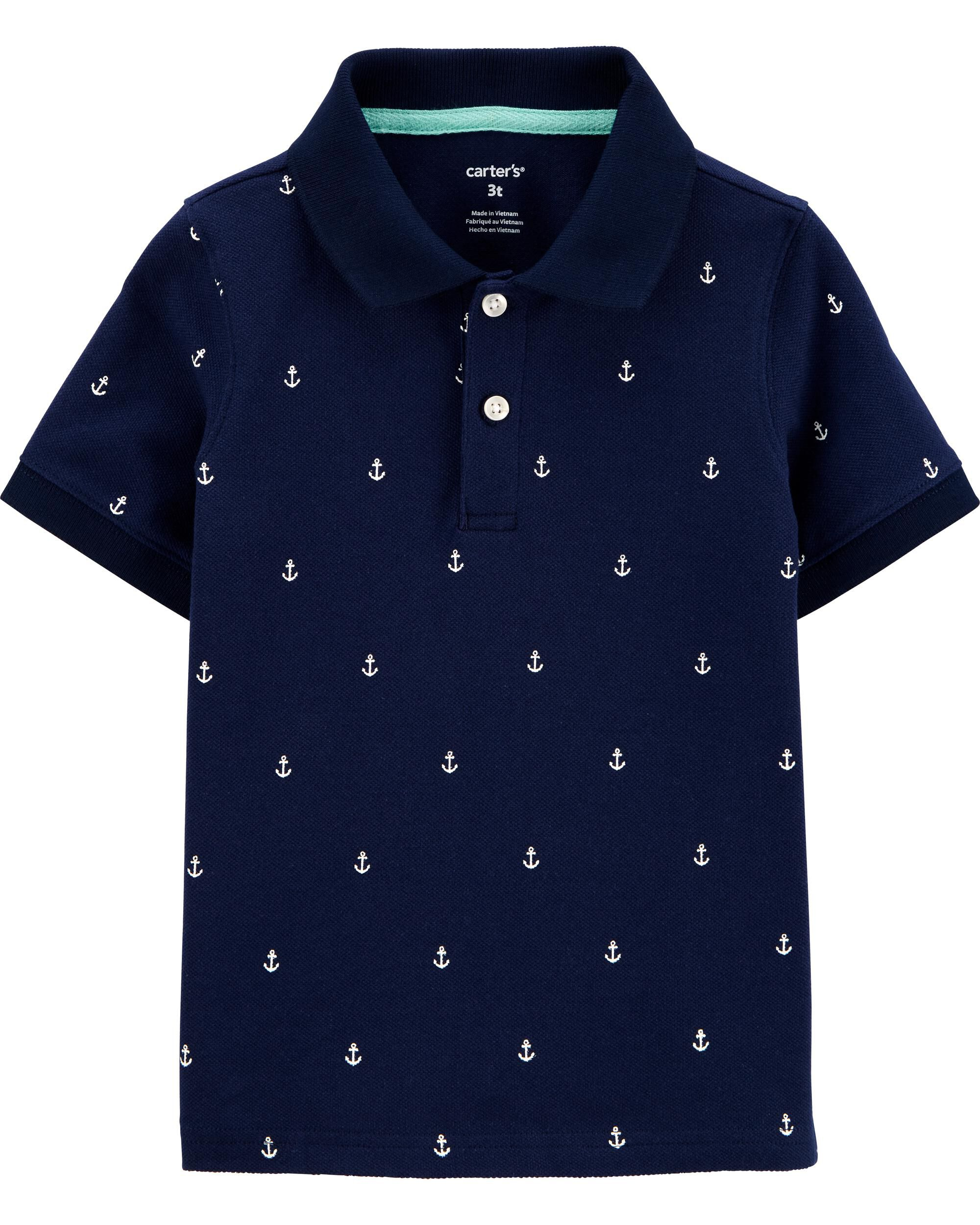 Anchor Piqué Polo