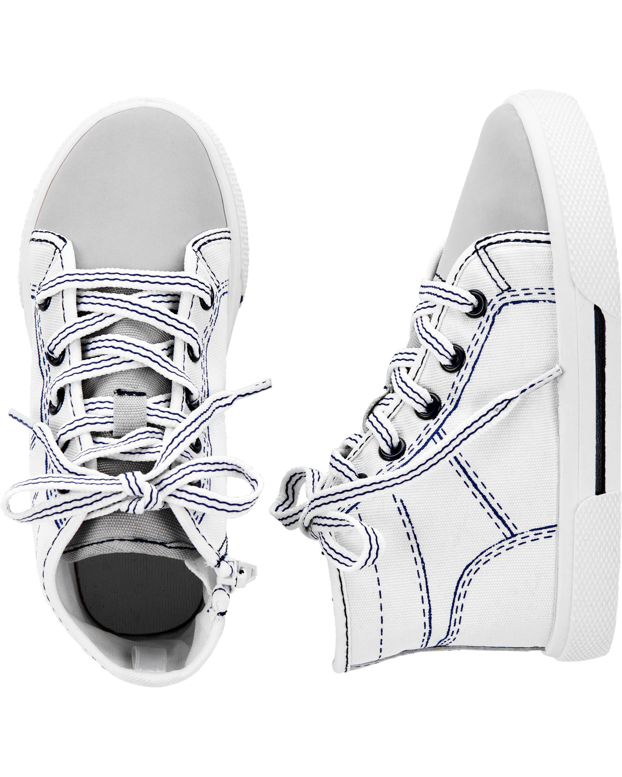Carter's High Top Sneakers