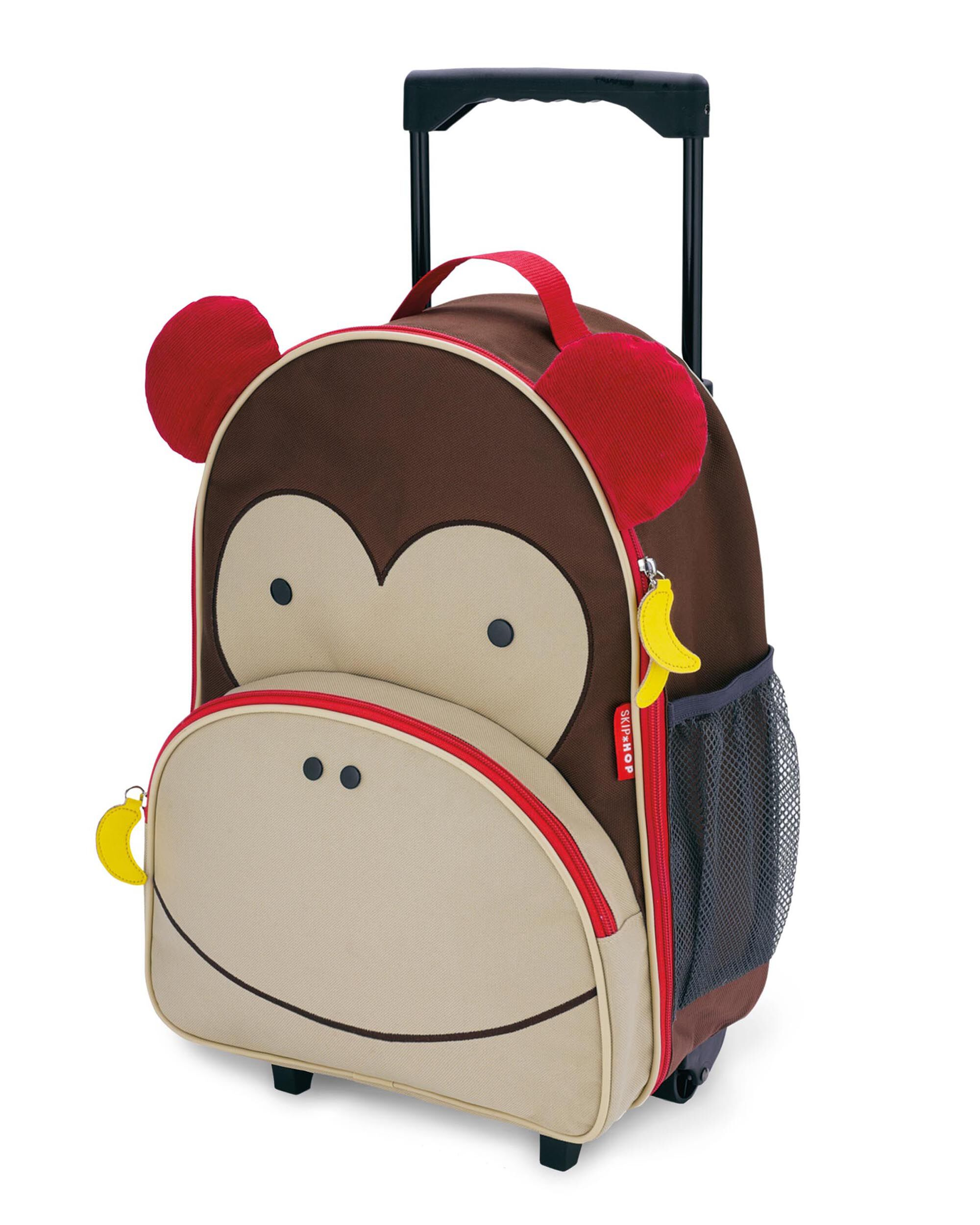 Oshkoshbgosh Zoo Rolling Luggage