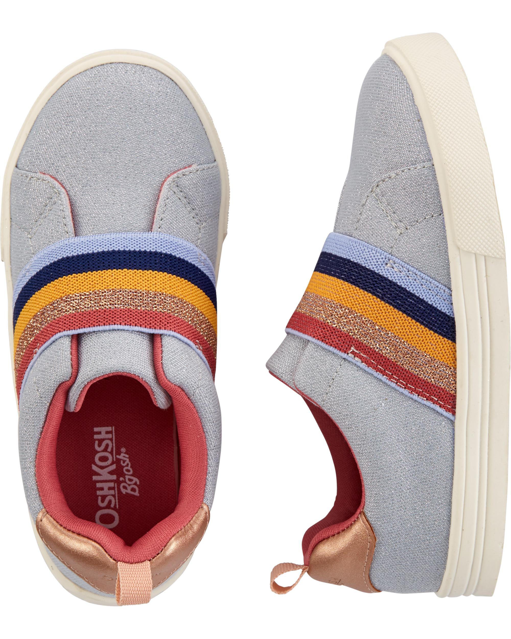 Oshkoshbgosh Rainbow Slip-Ons