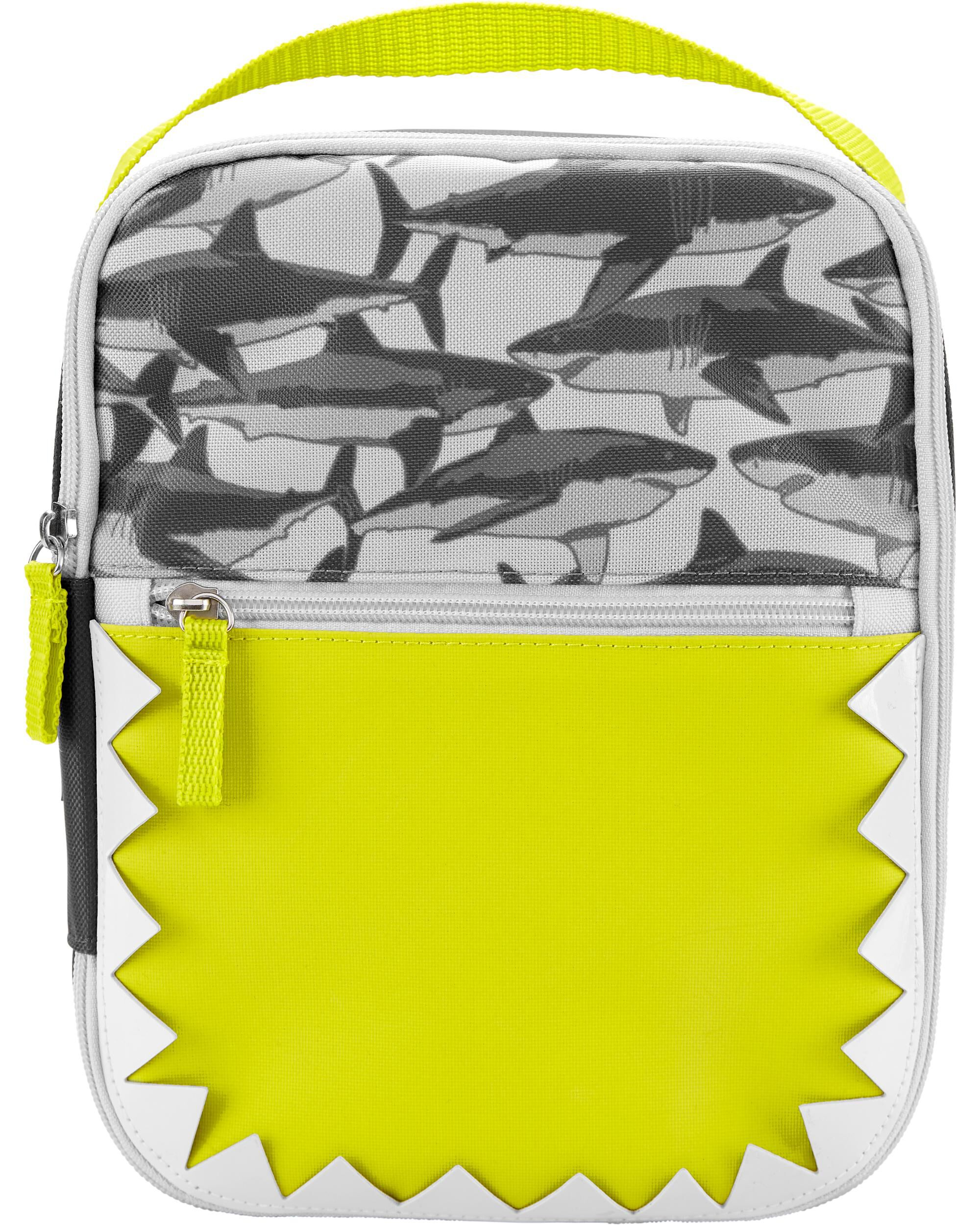 Oshkoshbgosh Shark Teeth Lunch Box