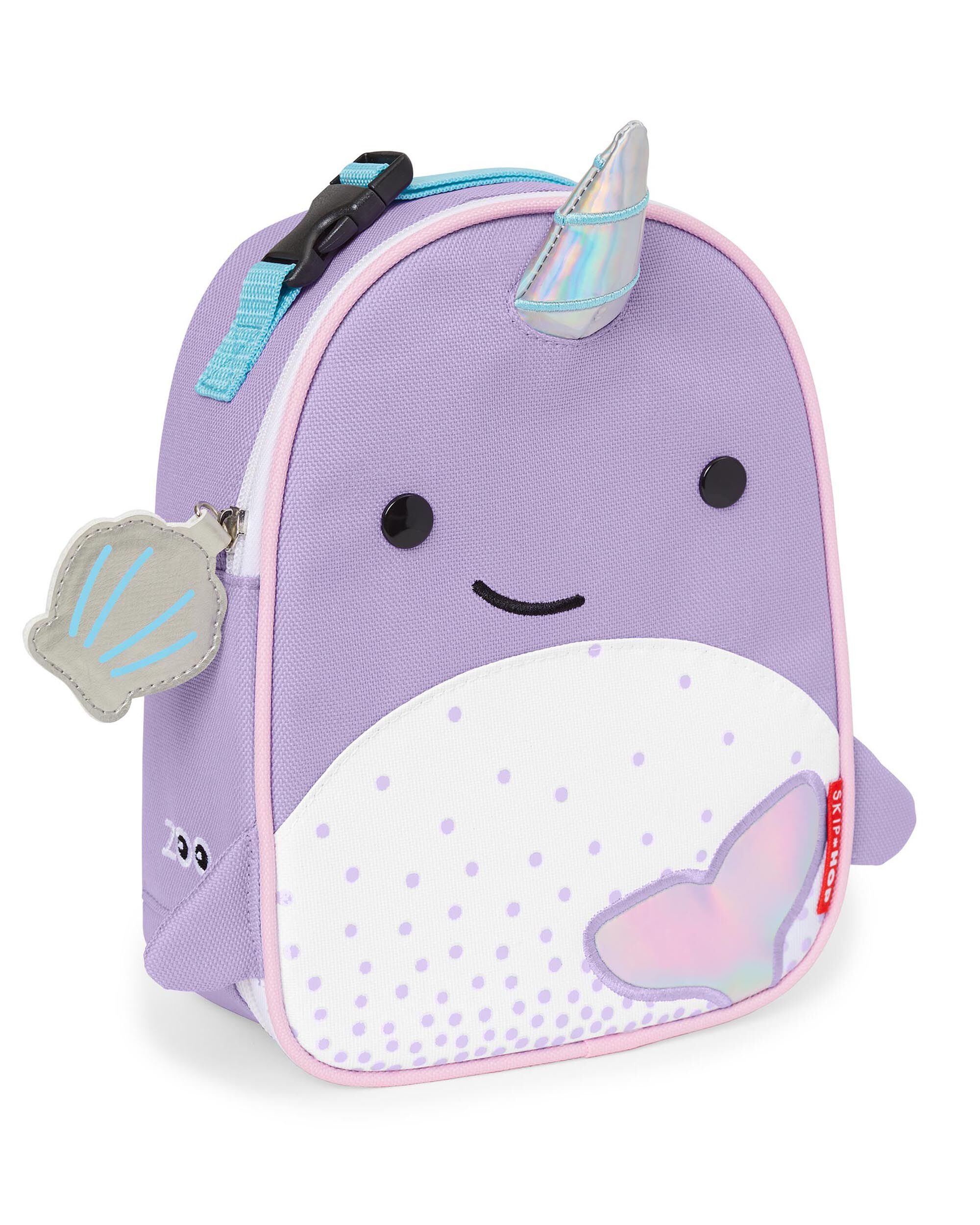Oshkoshbgosh Zoo Lunchie Insulated Kids Lunch Bag