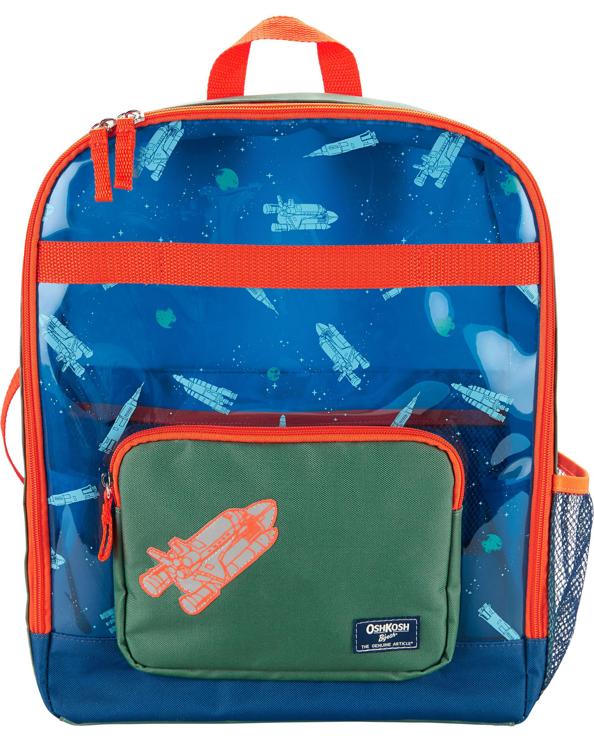 Oshkoshbgosh Rocketship Backpack