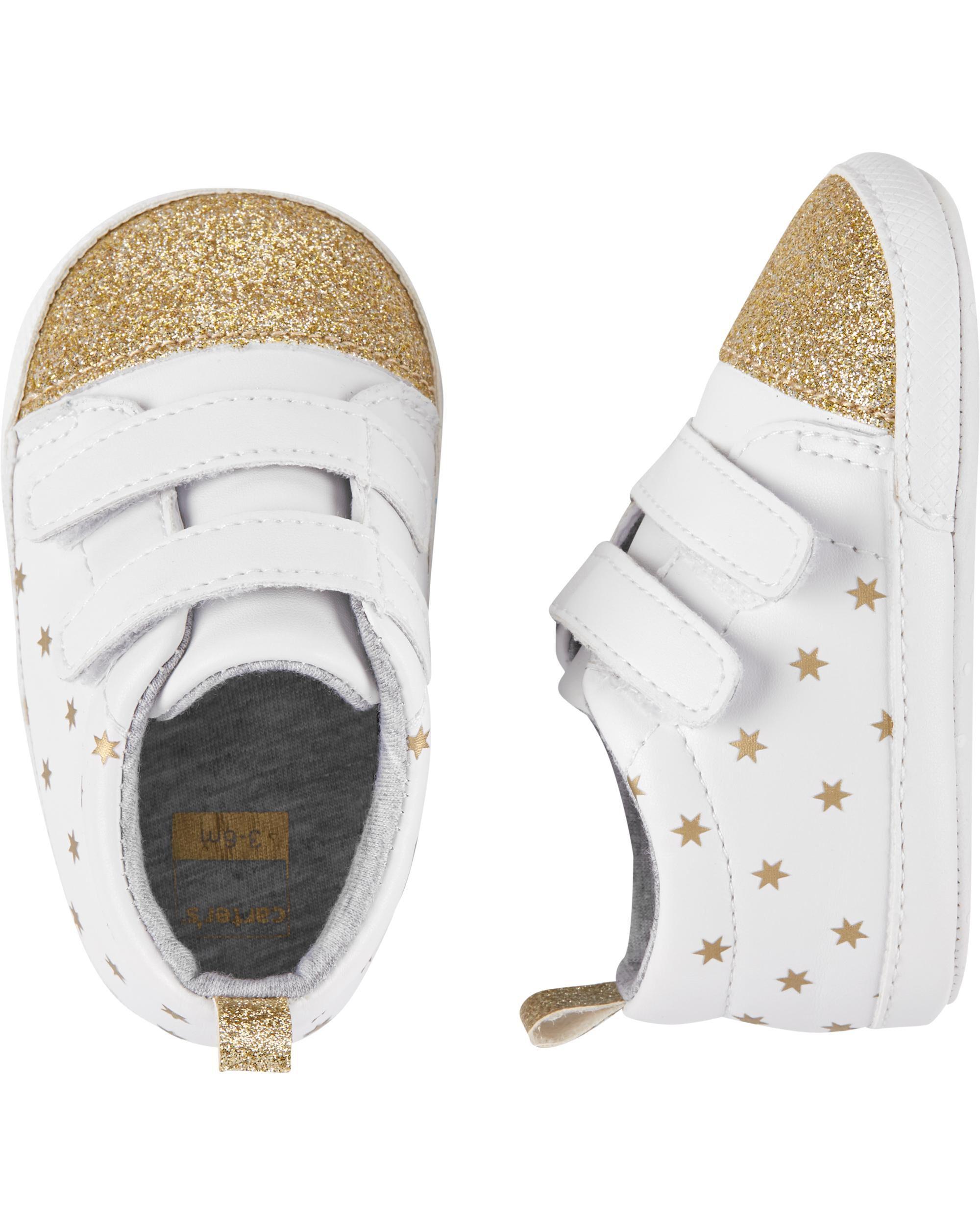 Oshkoshbgosh Carters Star Sneaker Baby Shoes