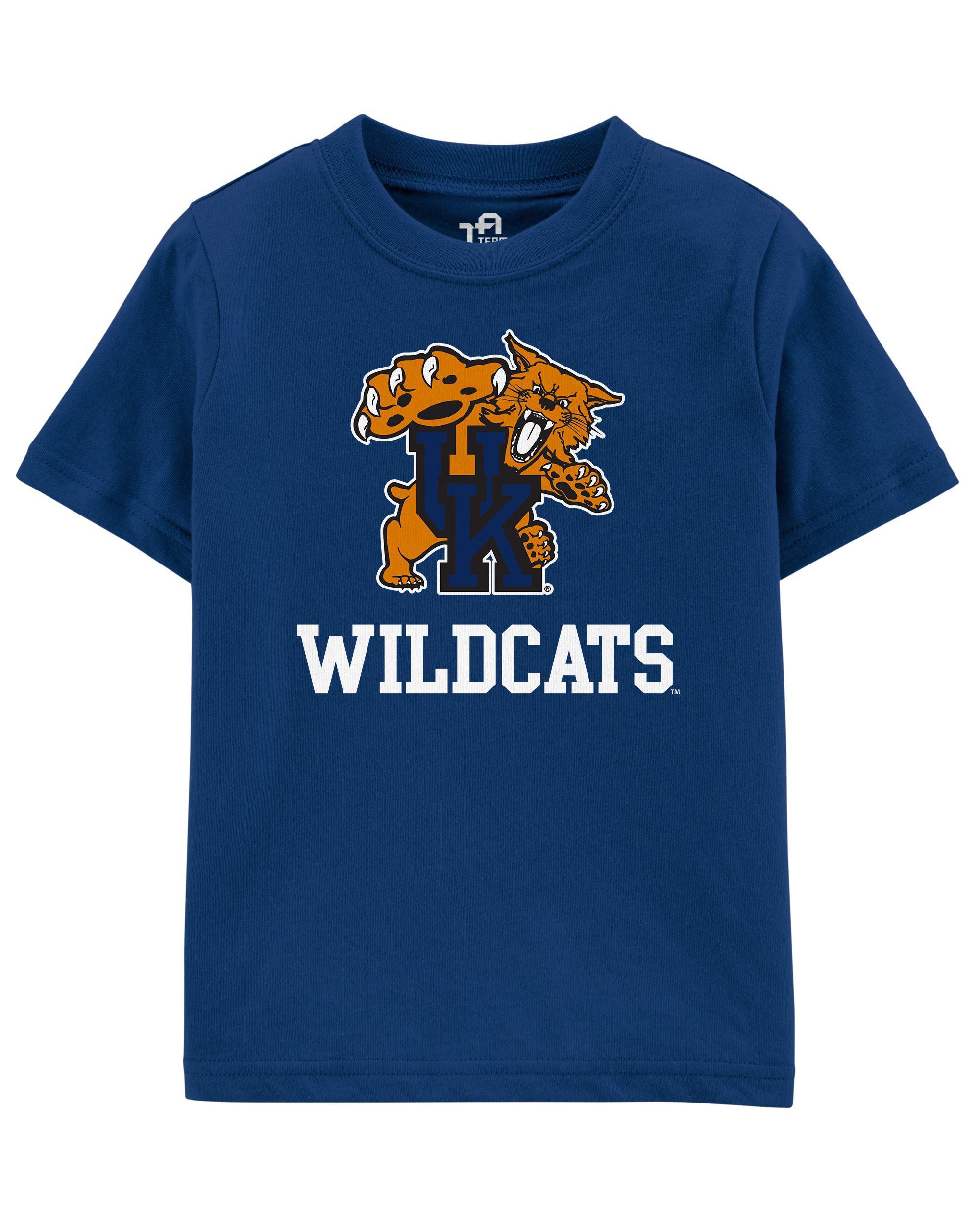 Oshkoshbgosh NCAA Kentucky Wildcats TM Tee