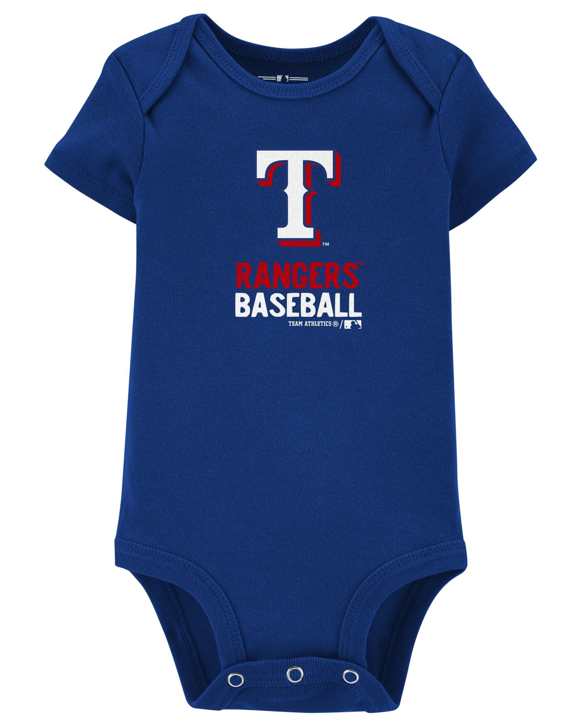 Oshkoshbgosh MLB Texas Rangers Bodysuit