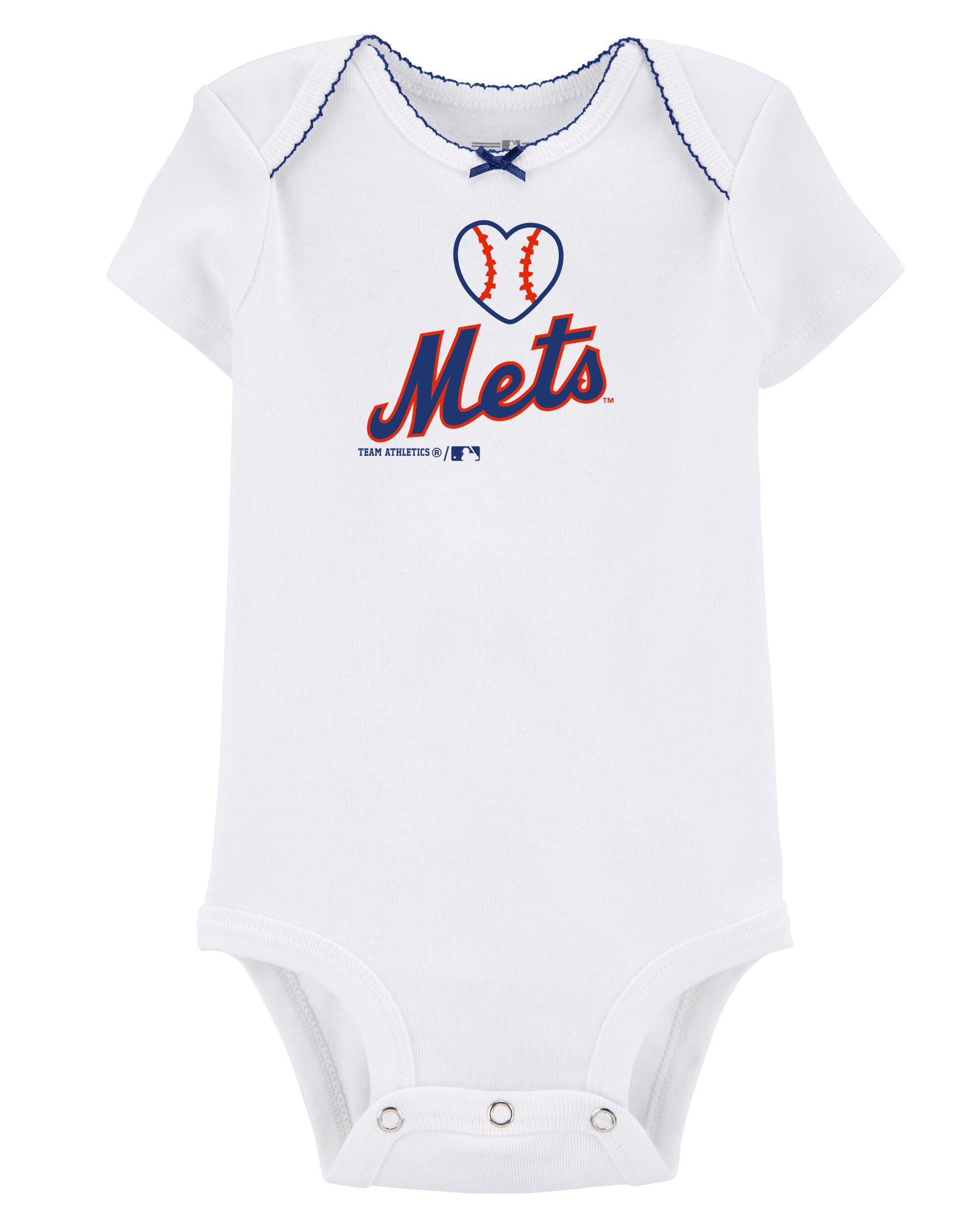 Oshkoshbgosh MLB New York Mets Bodysuit