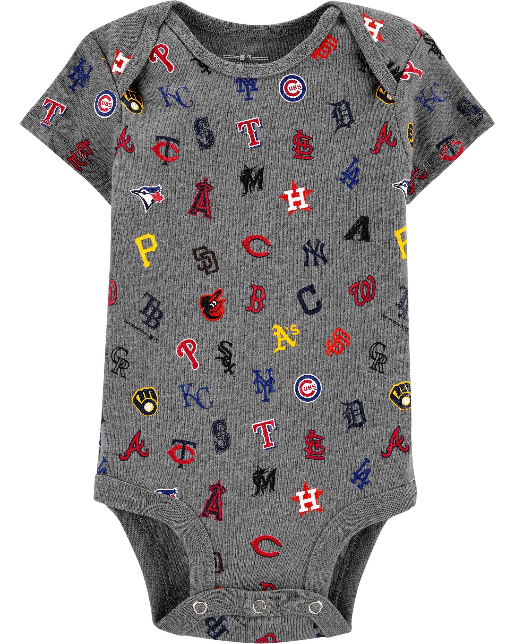 Oshkoshbgosh MLB Baseball Bodysuit