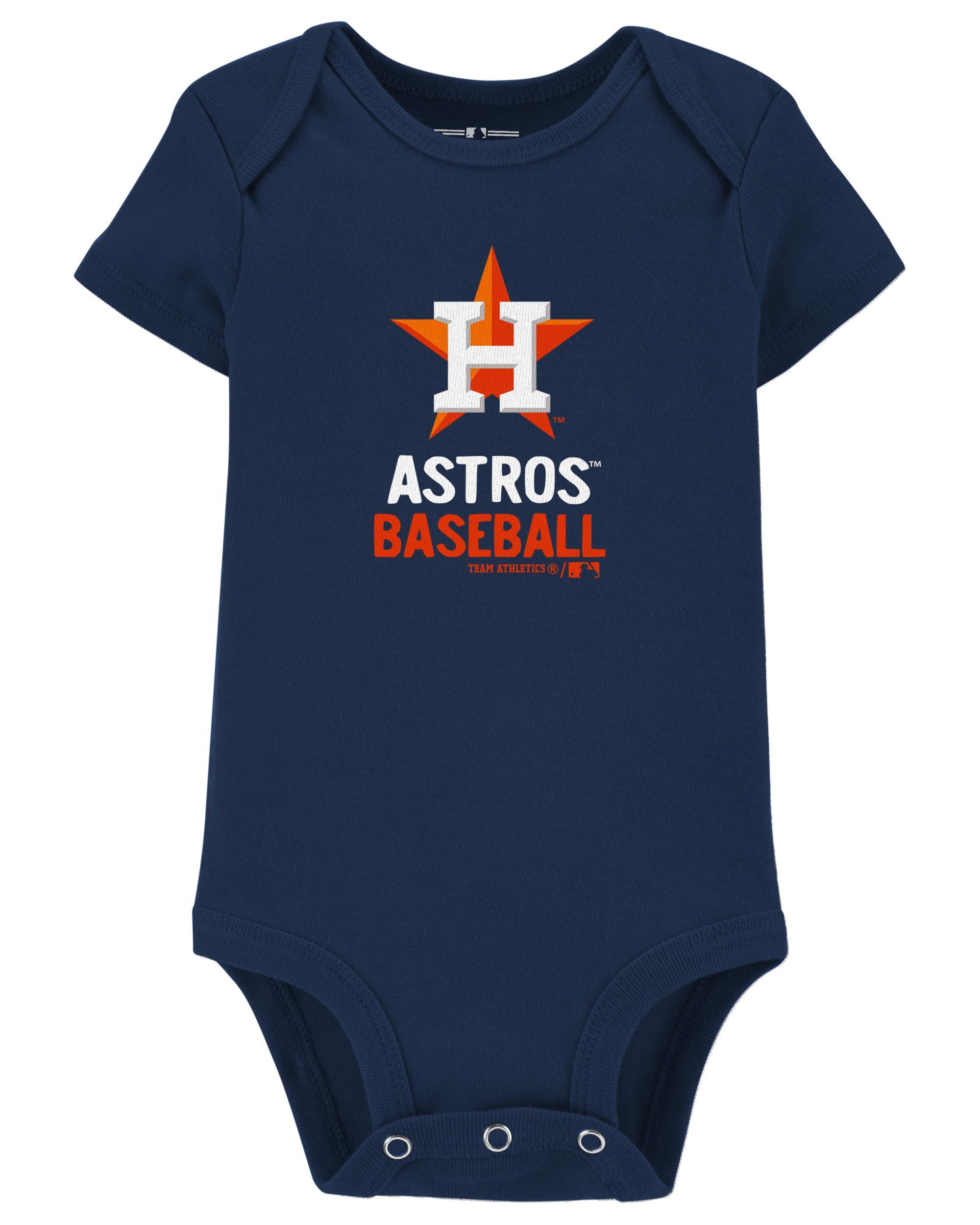 Oshkoshbgosh MLB Houston Astros Bodysuit