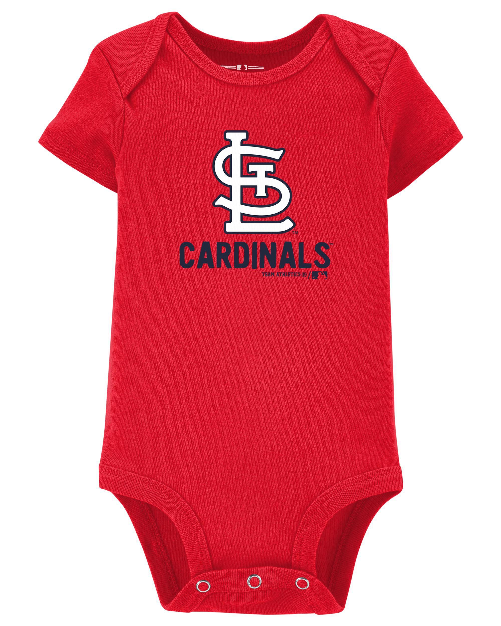 Oshkoshbgosh MLB St. Louis Cardinals Bodysuit