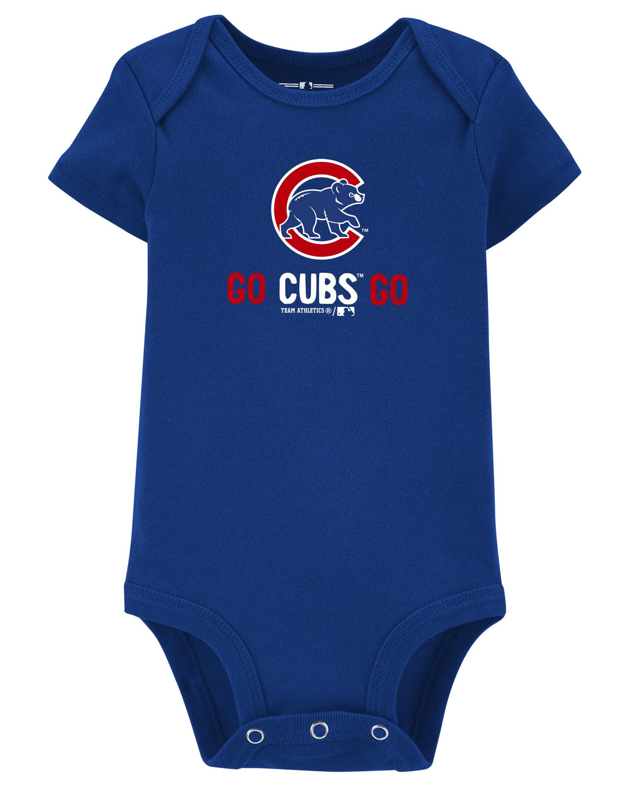 Oshkoshbgosh MLB Chicago Cubs Bodysuit