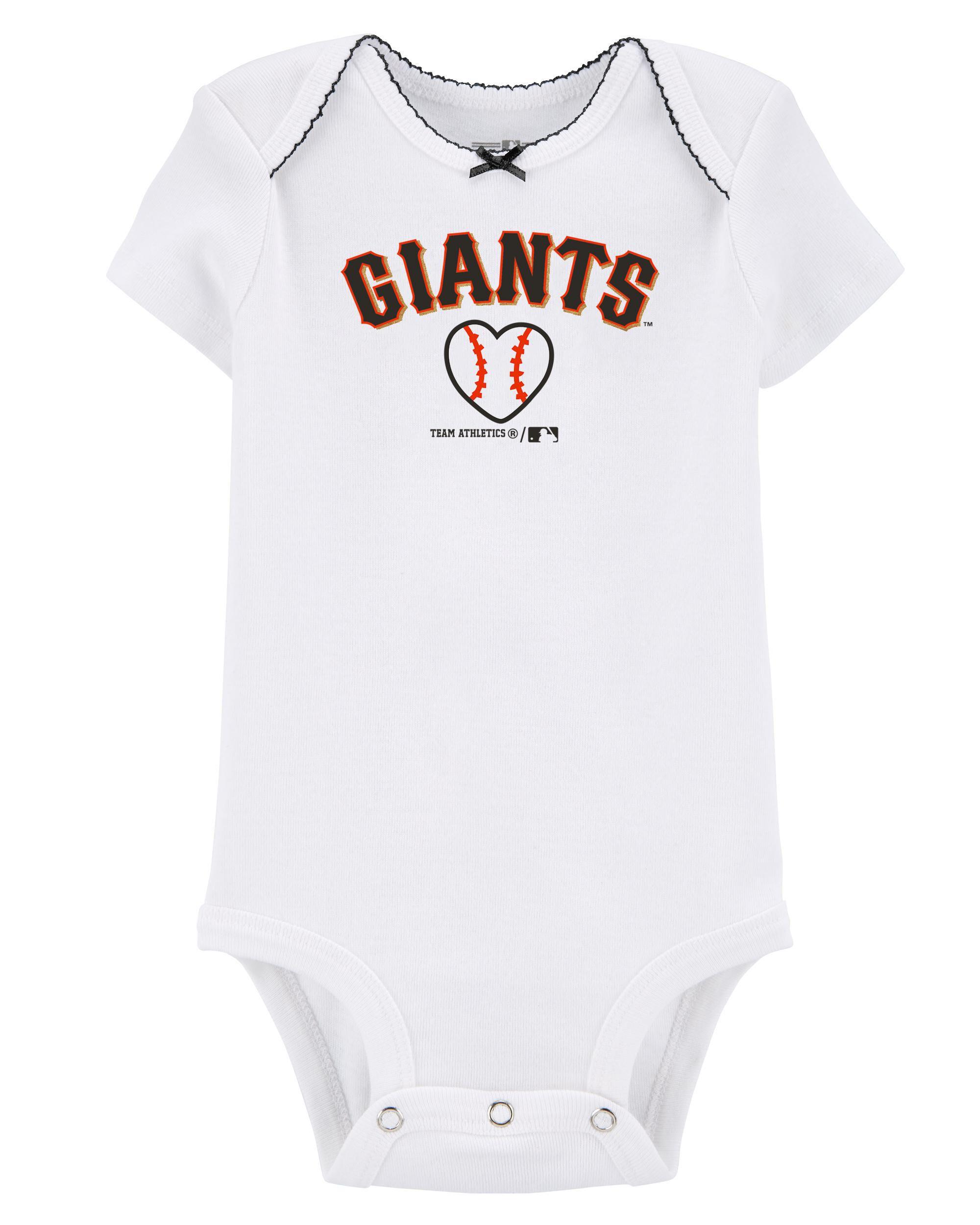 Oshkoshbgosh MLB San Francisco Giants Bodysuit