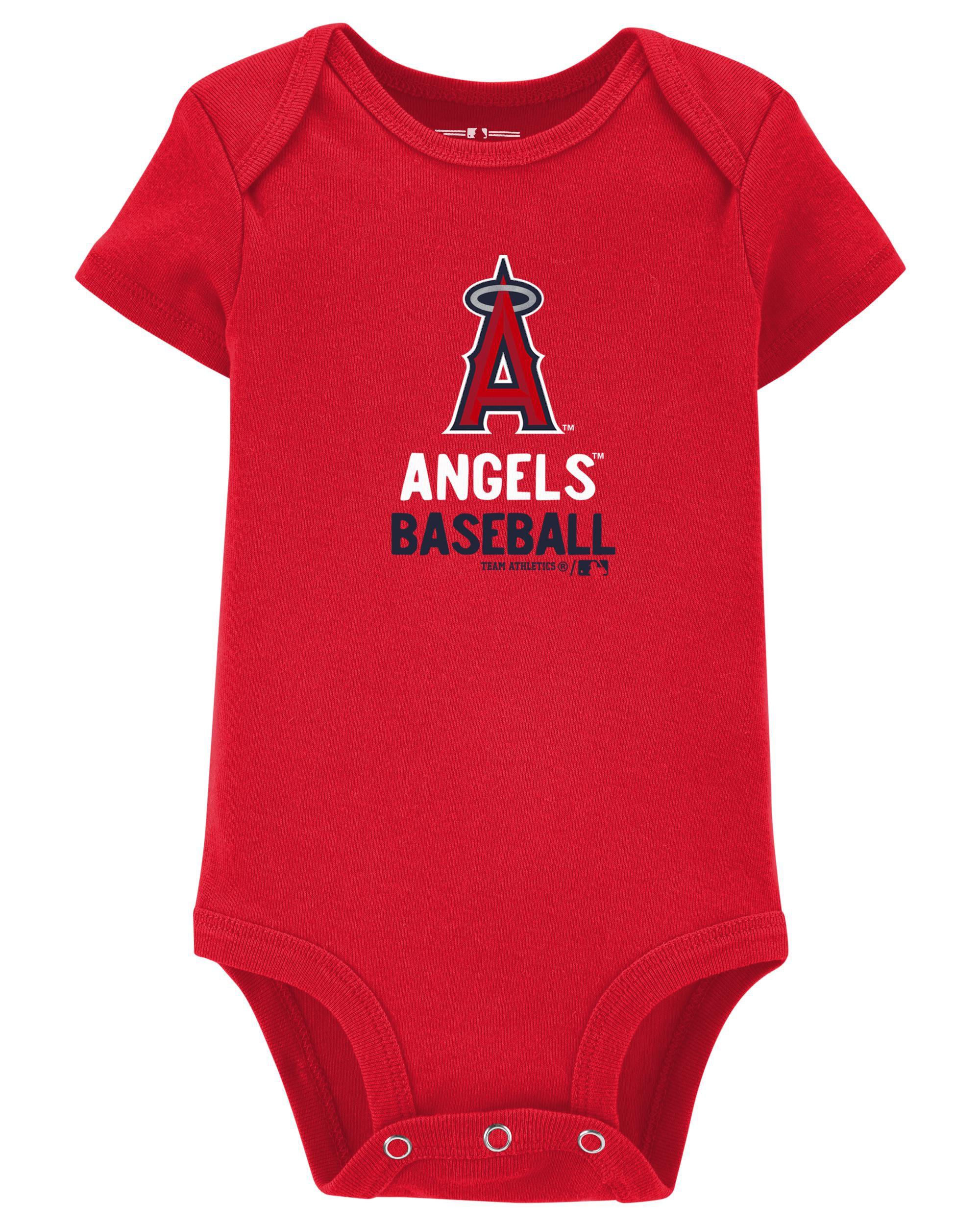 Oshkoshbgosh MLB Los Angeles Angels Bodysuit