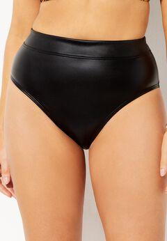 GabiFresh Faux Leather Bikini Bottom