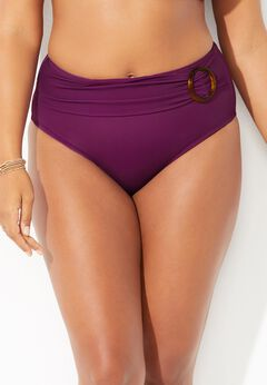 Starlet Sash Bikini Bottom available from SwimsuitsForAll, Click for more Details