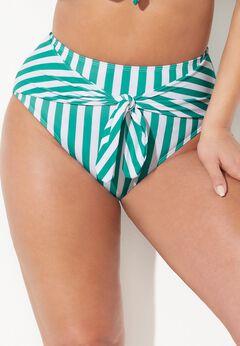GabiFresh Tie Front Bikini Bottom