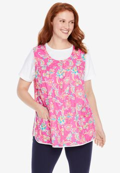 Snap-Front Apron by Only Necessities