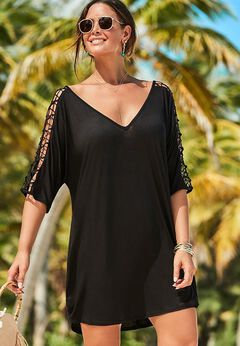 Kinsley Cut Out Cover Up Tunic