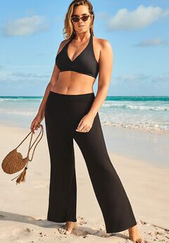 Dena Beach Pant Cover Up available from SwimsuitsForAll, Click for more Details
