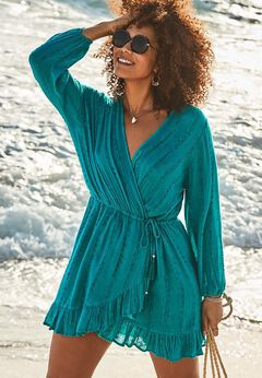 Harley Wrap Cover Up Tunic