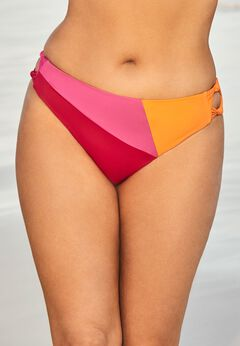 Romancer Colorblock Bikini Bottom