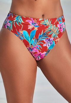 High Leg Swim Brief available from SwimsuitsForAll, Click here to visit their site.