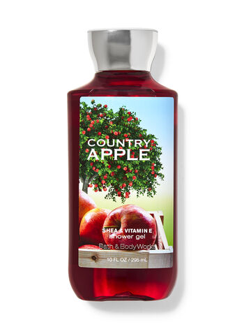 Signature Collection   Country Apple   Shower Gel