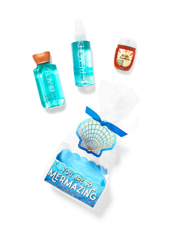 At the Beach   Mini Gift Set