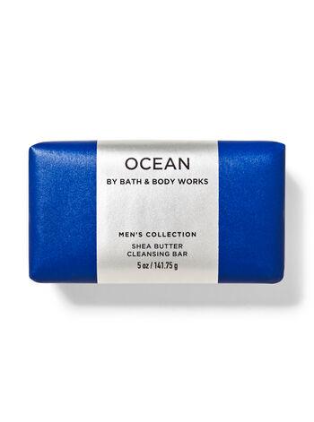 Ocean   Shea Butter Cleansing Bar